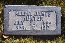 Allma James Hunter