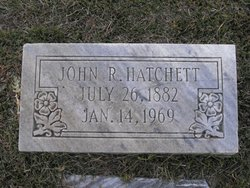 John R Hatchett