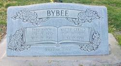 Walter Gerald Bybee
