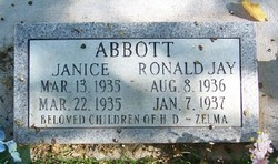 Ronald Jay Abbott