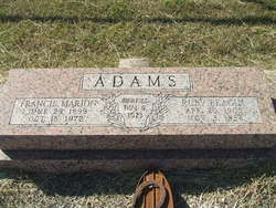 Ruby <I>Feagin</I> Adams