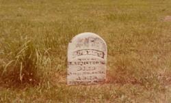"""Mary Ann Barnett """"Polley"""" <I>Dudley</I> Armstrong"""