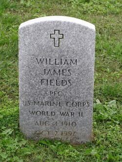 William James Fields