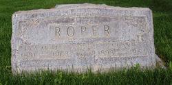 Eva Merle <I>White</I> Roper