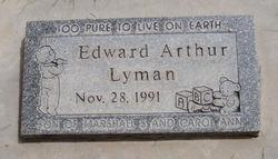 Edward Arthur Lyman