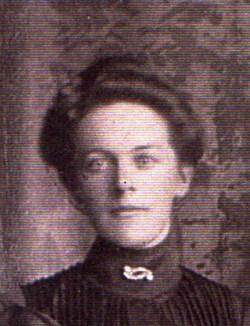 Margaret Ann <I>Finlinson</I> Lovell