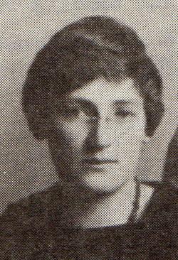 Mamie Ely <I>Lovell</I> Lovell
