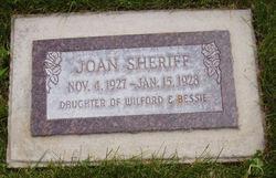 Joan Sheriff