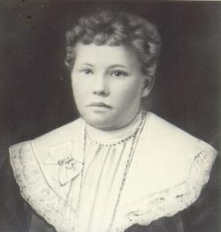 Eliza Ellen Matilda <I>Hartley</I> Anderson