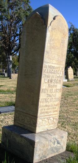 Margaret <I>Vance</I> Lawson