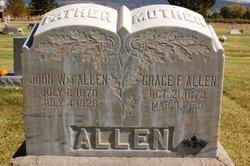 Grace <I>Fordham</I> Allen