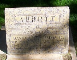 David Arthur Abbott