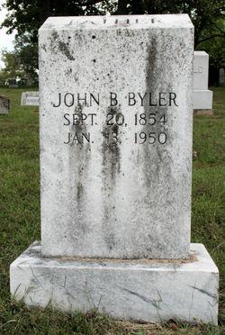 John Bell Byler