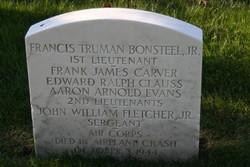 Lieut Francis Truman Bonsteel Jr.
