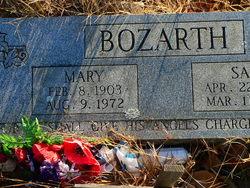 Mary Bozarth