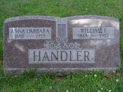 Anna Barbara <I>Kadel</I> Handler