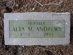 Alia M. Andrews