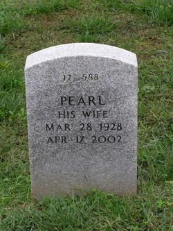 Pearl Harrison