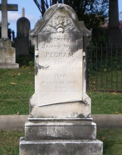 Maj James West Pegram