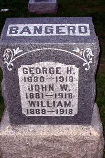 William G Bangerd