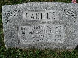 Margaret Rachel <I>Bail</I> Eachus