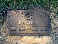 Virginia M. <I>Legg</I> Daniels