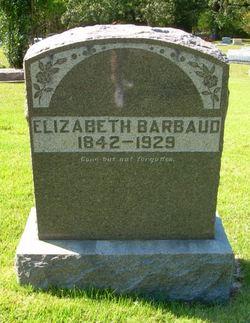 Elizabeth <I>Hinson</I> Barbaud