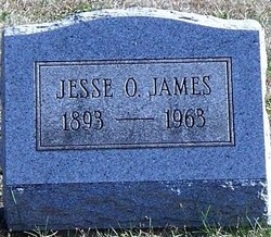 Jesse Oliver James