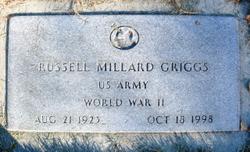 Russell Millard Griggs