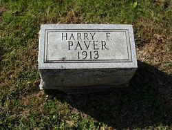 Harry F. Paver