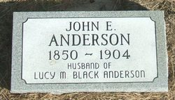 John E. Anderson