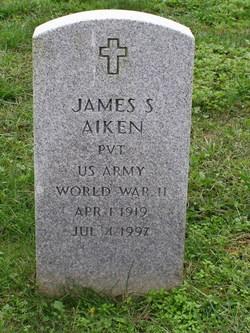 James S Aiken