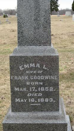 Emma L. <I>Walker</I> Goodwine