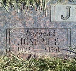 Joseph F Judic