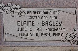 Elaine Bagley
