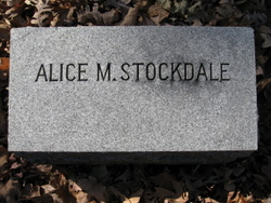 Alice May Stockdale