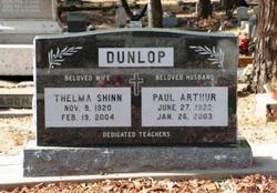 Paul Arthur Dunlop