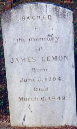 James Lemon