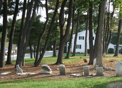 Old Colonial Cemetery