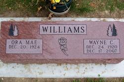 Wayne Clark Williams