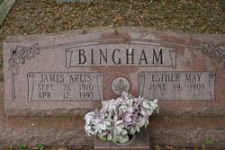 James Arlis Bingham
