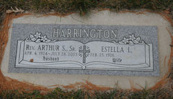 Arthur Stanley Harrington