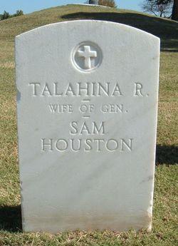 """Talahina """"Tiana"""" <I>Rogers</I> Houston"""