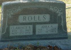 Clarence Bragg Rolls