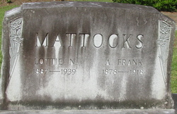 Lottie N Mattocks
