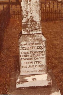 Joseph T. Cook