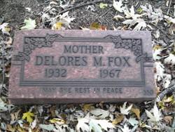 Delores M <I>McCartney</I> Fox