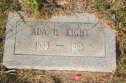 Ada Anna <I>Henderson</I> Kight