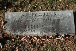 Aubrey C Jones