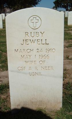 Ruby Jewell Neer